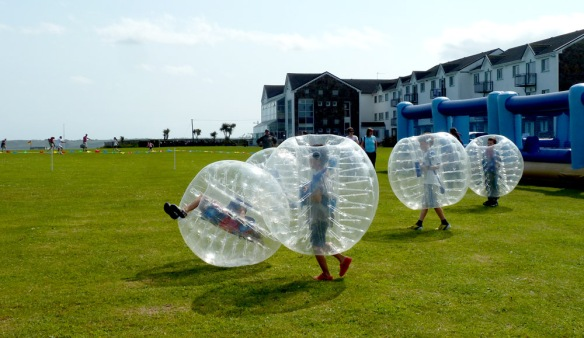 KIds Camp Fun at Quality Hotel in Youghal