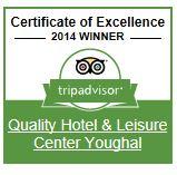 trip advisor certificate of excellence 2014 winner