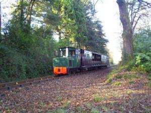 Waterfor &Suir Valley Railway