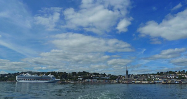 VIsit Cobh and Cork Harbour