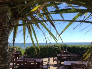 Sun terrace at Quality Youghal