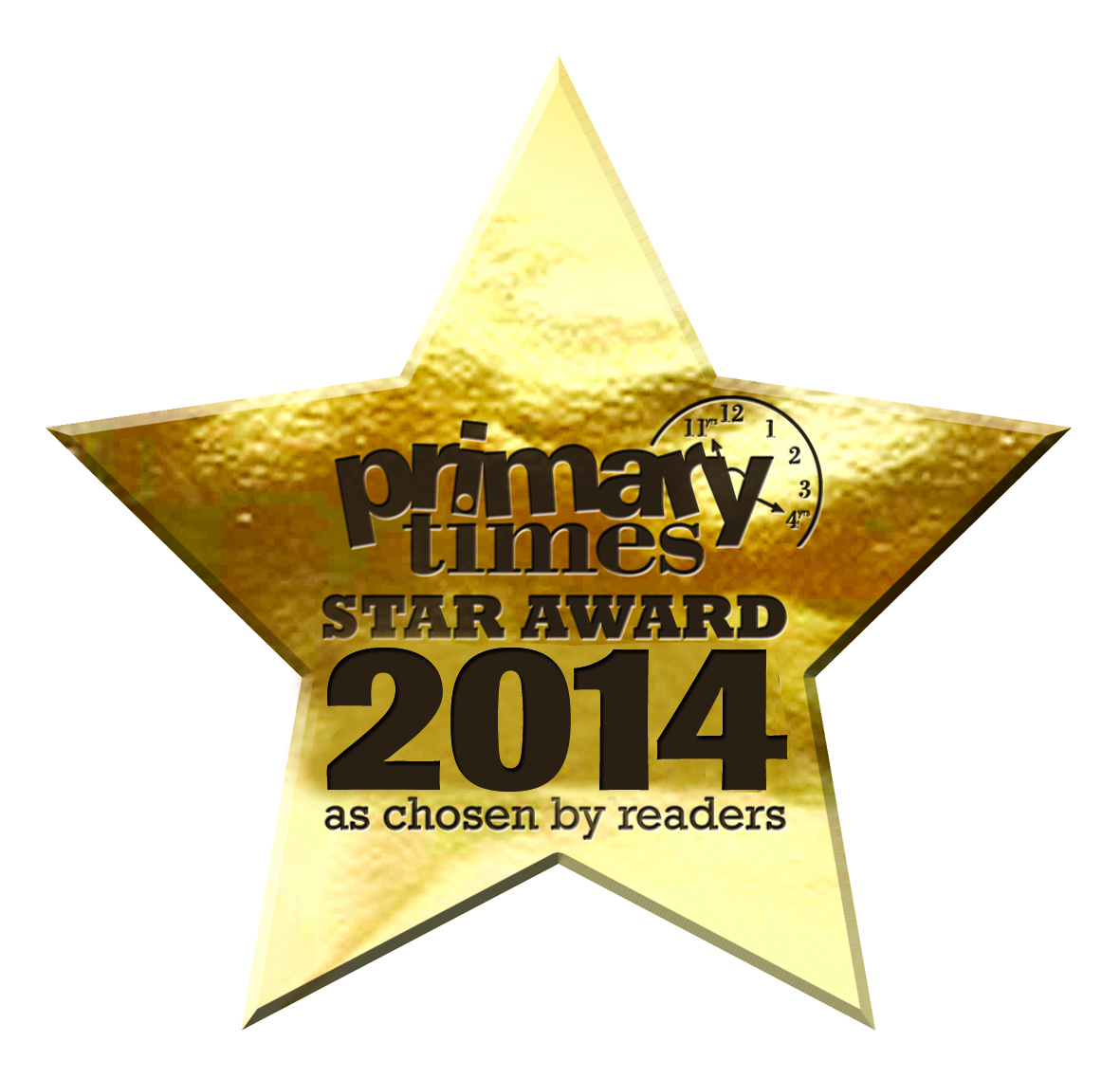 Primary Times Star Award Winners 2014