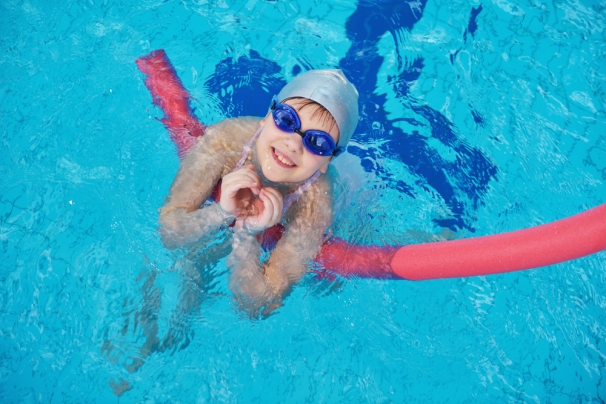 Swimming lessons in Youghal