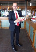 Cupcakes at the Quality Hotel in Youghal
