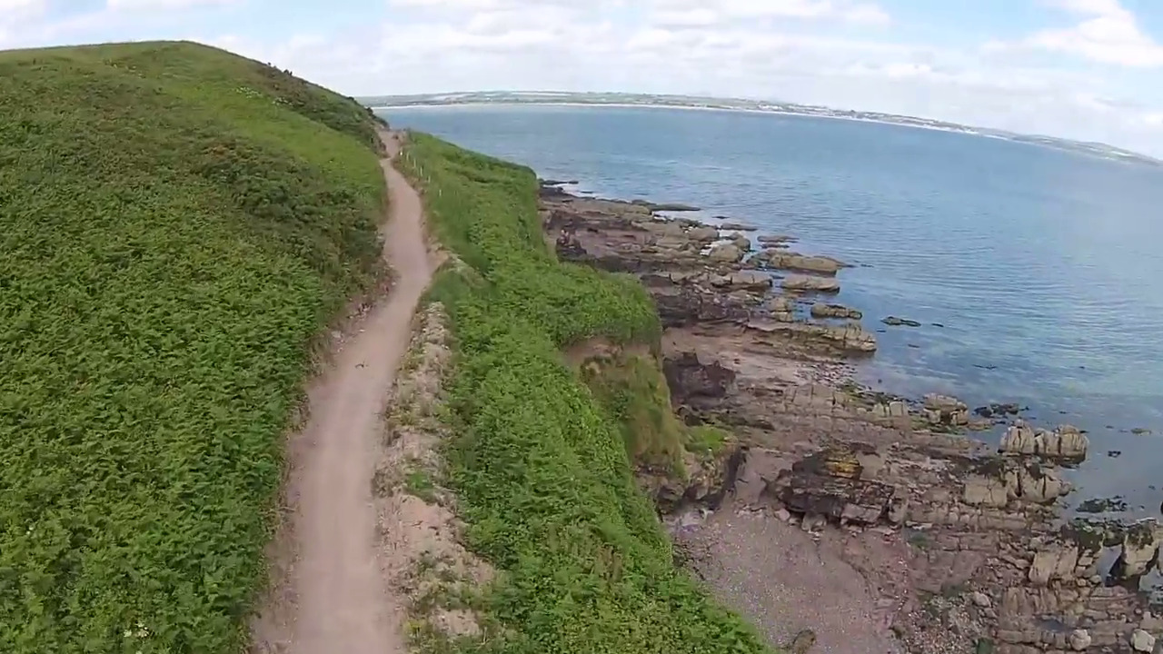 Knockadoon cliff walk