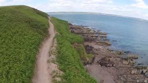 Knockadoon cliff walk