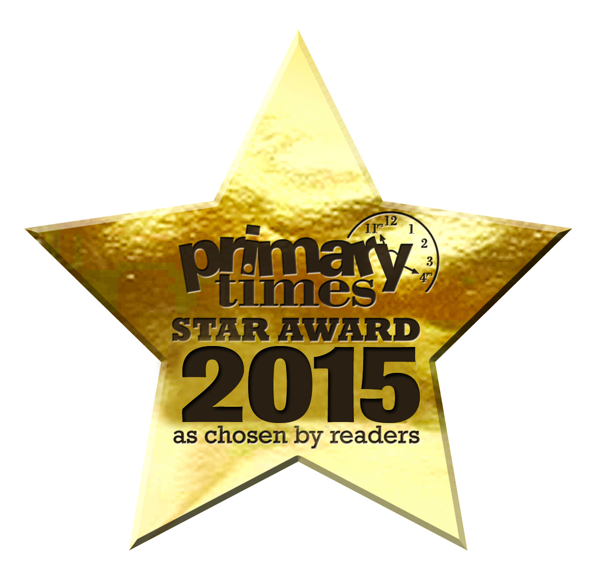 Primary Times Star Awards winner 2015