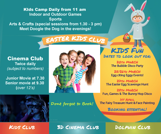 Easter Kids Camp
