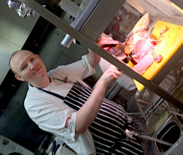 Chef at Quality Hotel YOughal