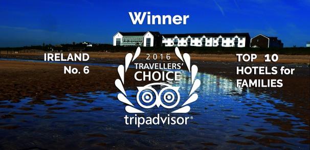 2016 Travellers Choice Awards Ireland
