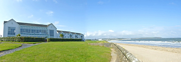 Quality Hotel Youghal located on Redbarn Blue Flag Beach