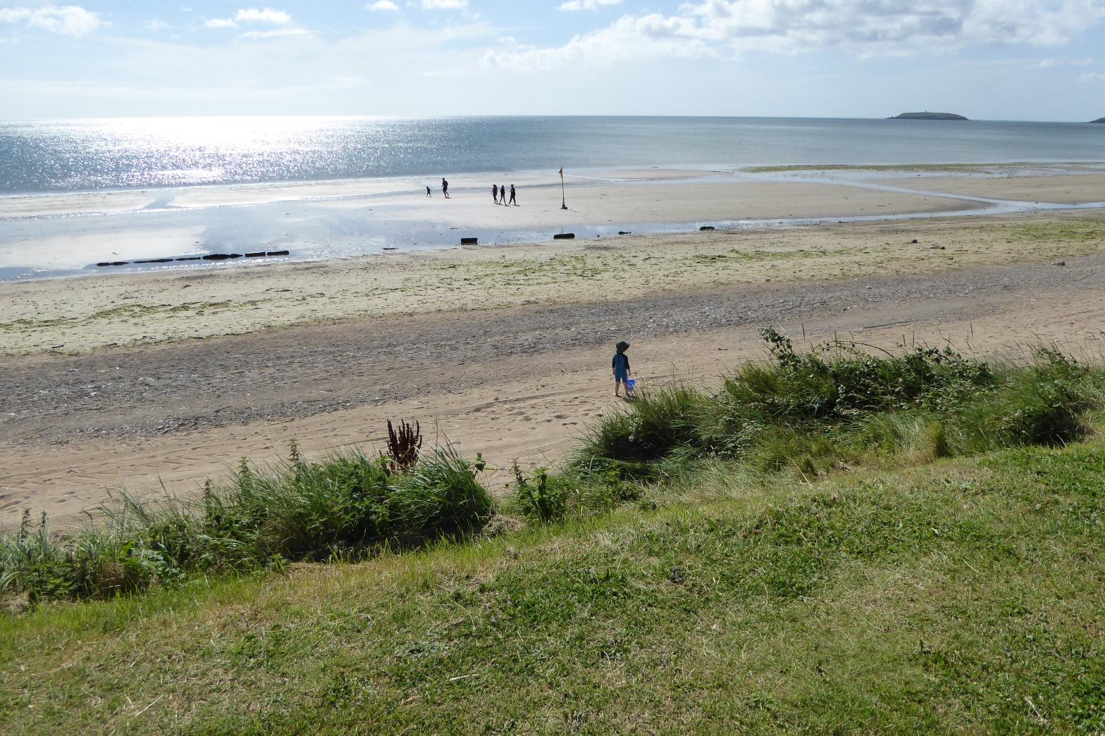 BLue Flag Beaches in COrk