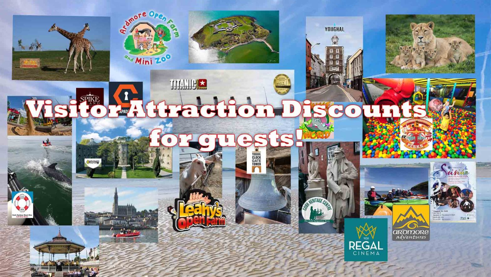 disdiounts for visitor attractions